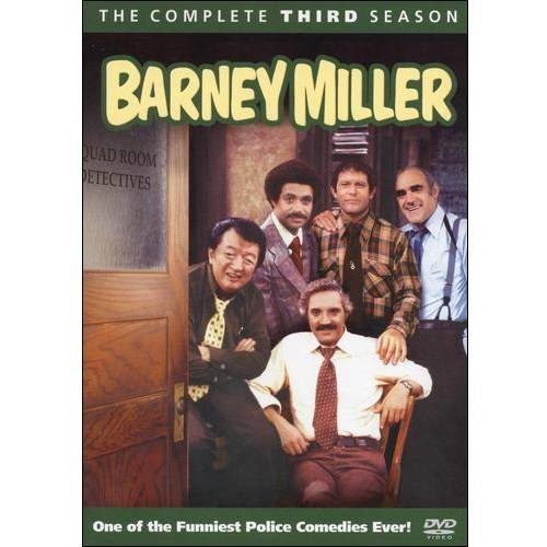 Barney Miller: The Complete Third Season (Full Frame)