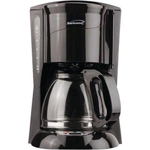 BRENTWOOD BTWTS218BB Brentwood TS-218B 12-Cup Digital Coffee Maker