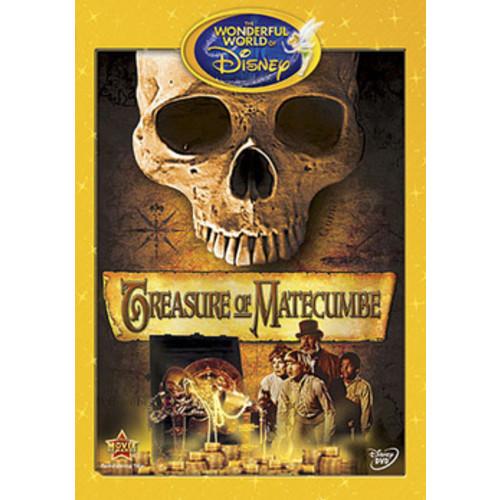 Buena Vista Home Entertainment Treasure of Matecumbe