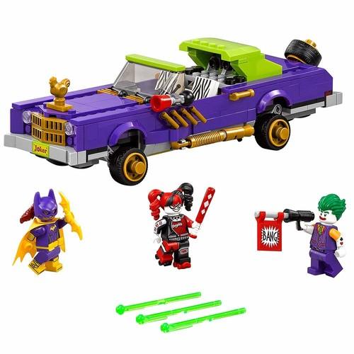 THE LEGO B...