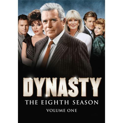 Dynasty: The Eighth Season, Vol. 1 [3 Discs] [DVD]