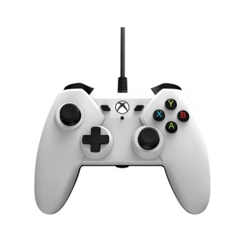 PowerA Wired Gaming Controller for Xbox One - White