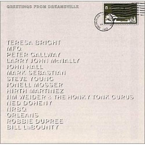 Greetings from Dreamsville [CD]