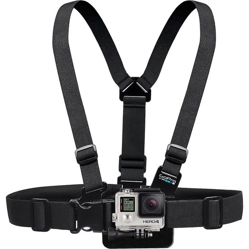 GoPro Chest Harness Accessory harness mount for GoPro HERO cameras