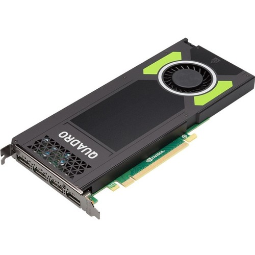 Pny Quadro M4000 Graphic Card - 8 Gb Gddr5 - Pci Express 3.0 X16 - Single Slot Space Required - 256 Bit Bus Width - Fan Cooler - Opengl 4.5, Directx 12, Directcompute, Opencl - (vcqm4000-pb)