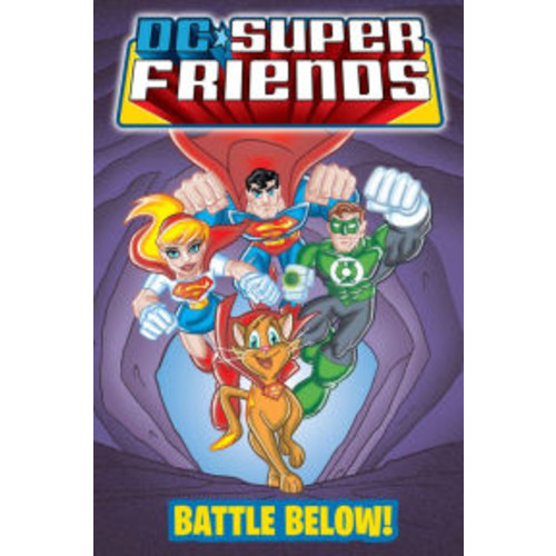 DC Super Friends: Battle Below