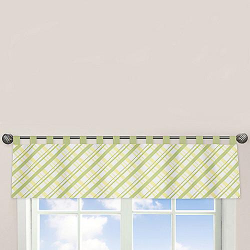 Sweet Jojo Designs Leap Frog Window Valance