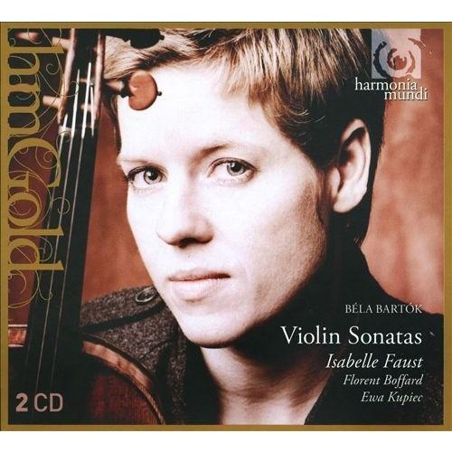 Bartk: Violin Sonatas [CD]