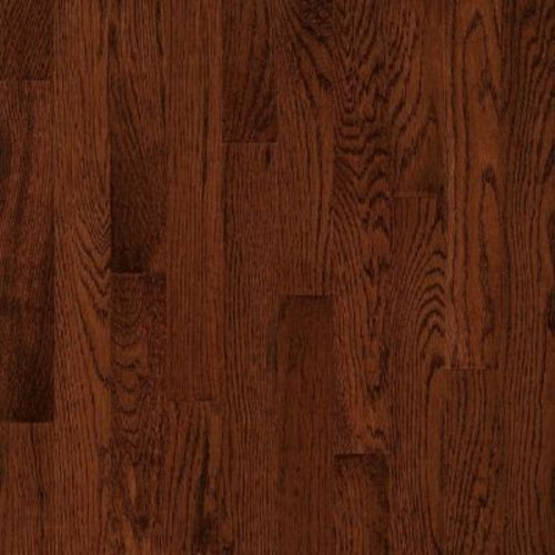 Bruce American Originals Deep Russet Oak 3/8 in. T x 5 in. W x Varied Lng Eng Click Lock Hardwood Flooring (22sq.ft./case)