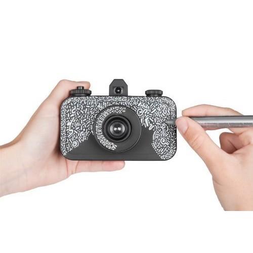 Lomography - La Sardina Camera DIY Edition Black