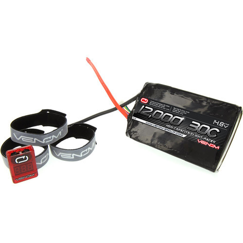 12,000mAh LiPo Battery (14.8V)