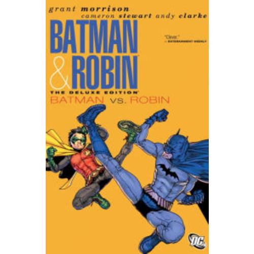 Batman and Robin, Volume 2: Batman vs. Robin