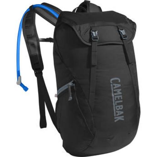 Arete 18 Hiker Hydration Pack (50 oz, Black/Slate Gray)
