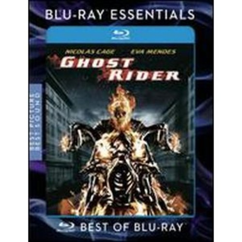 Ghost Rider [Unrated] [Blu-ray] WSE PCM/DTHD