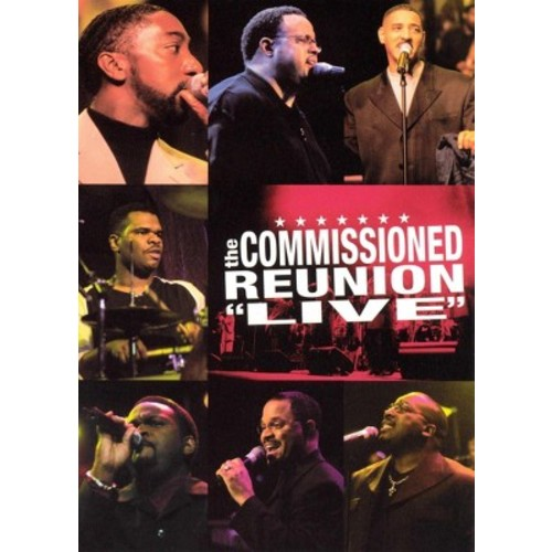 Commissioned Reunion - Live (DVD)