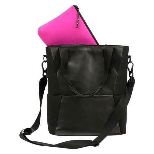 M-Edge Accessories - Laptop Tote - Black