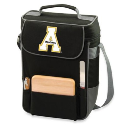 Picnic Time Collegiate Duet Insulated Cooler Tote - Appalachian State