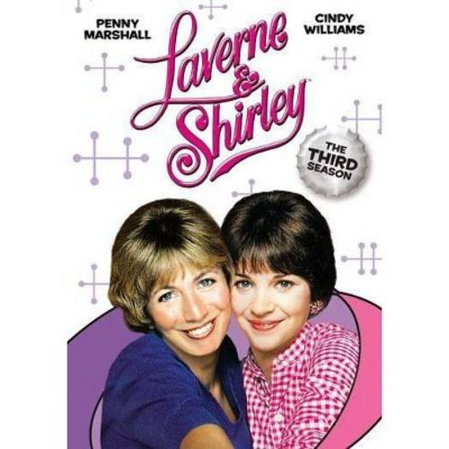 LAVERNE & SHIRLEY:COMPLETE THIRD SEAS - DVD Movie