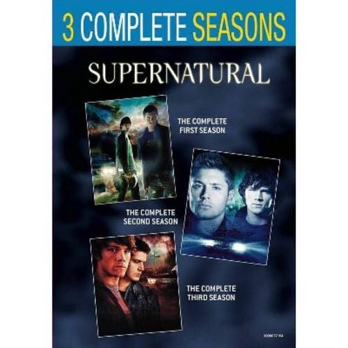Supernatural:Season 1-3 (DVD)