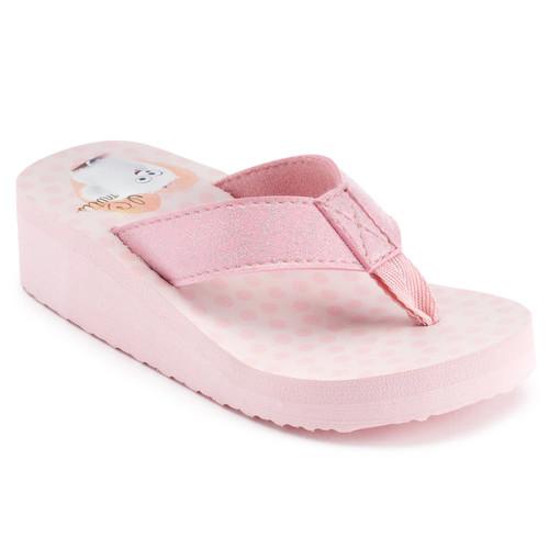 Girls 4-16 DreamWorks Secret Life of Pets Gidget Wedge Sandals