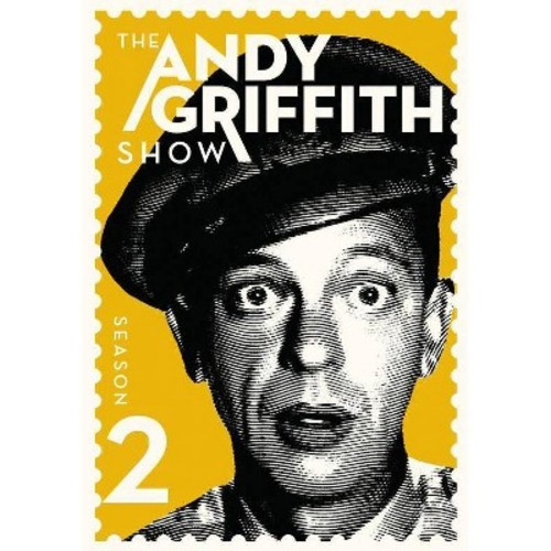 The Andy Griffith Show: The Complete Second Season [5 Discs] [DVD]