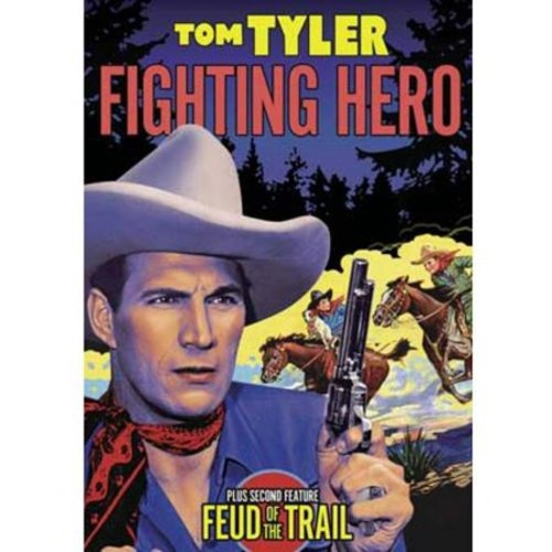 Fighting Hero/Feud of the Trail [DVD]