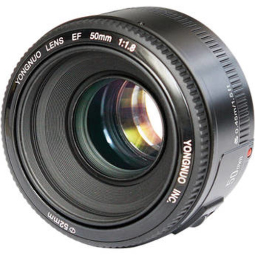YN 50mm f/1.8 Lens for Canon EF