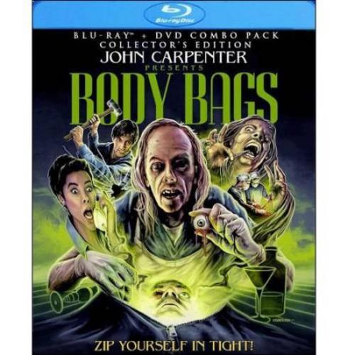 Body Bags (Blu-ray + DVD)