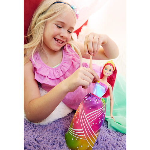 Barbie Rainbow Princess Doll