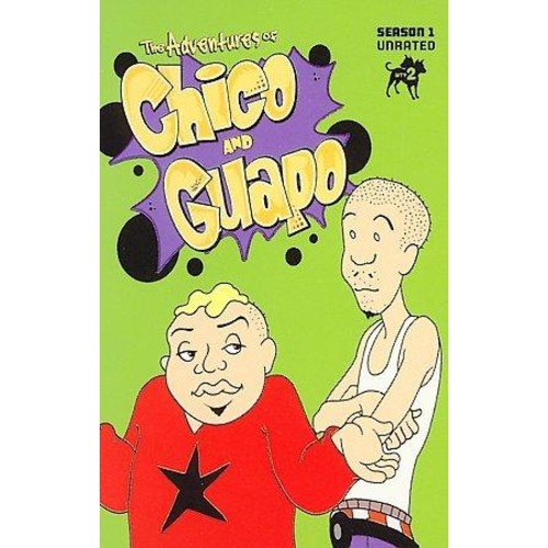 The Adventures of Chico & Guapo: The Complete First Season [2 Discs]