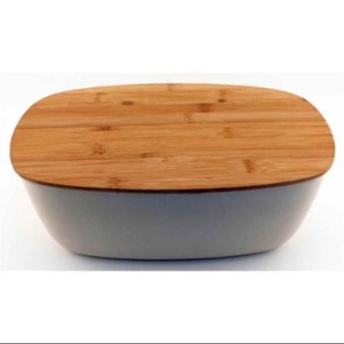 Eco-friendly Bread Bin in Cream
