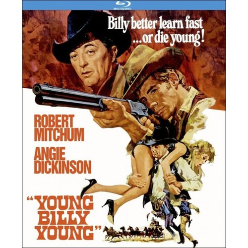 Young Billy Young [Blu-ray] [1969]