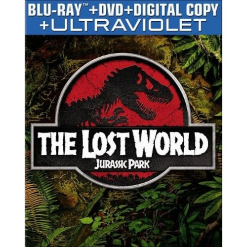 The Lost World: Jurassic Park (2 Discs) (Blu-ray/DVD)