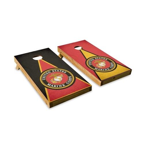 Marines Cornhole Board Set
