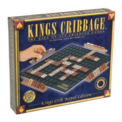 Kings Cribbage Royal Edition by Everest Toys