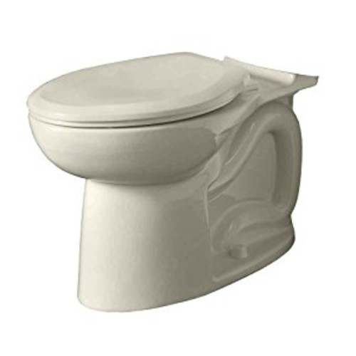 American Standard 3717C001.222 Cadet 3 FloWise Elongated Toilet Bowl Only in Linen [Linen]