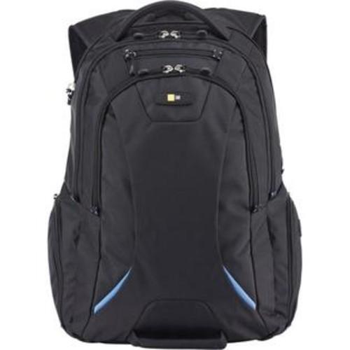 Case Logic BEBP-115 BLACK Case Logic 15.6 in. Laptop And Tablet Backpack - Black