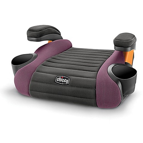 Chicco GoFit Backless Booster Seat in Grape