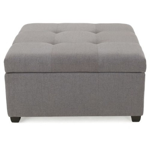 Carlsbad Storage Ottoman - Christopher Knight Home