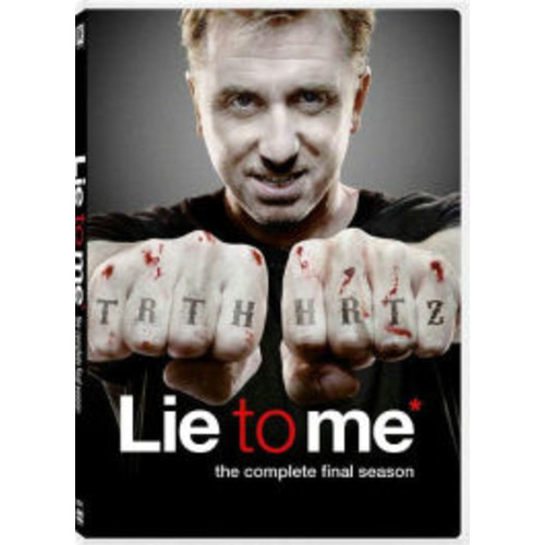 Lie to Me: the Complete Final Season