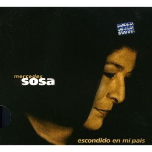Escondido En Mi Pas [CD]