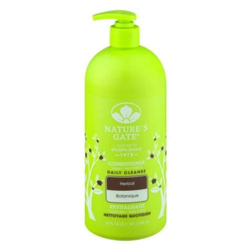 Nature's Gate Herbal Daily Conditioner - 32 oz