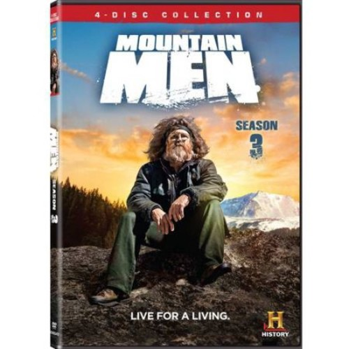 Mountain Men: Season 3 (DVD + Digital Copy)