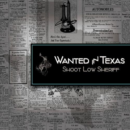 Wanted in Texas [CD]