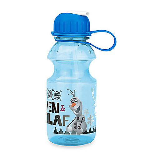 Zak! Designs Disney Frozen Olaf 14 oz. Tritan Water Bottle
