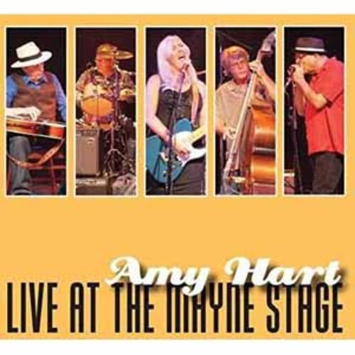 Live At Myne Stge Hart,Amy