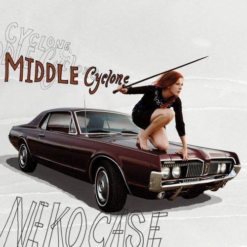 Middle Cyclone [LP] - VINYL