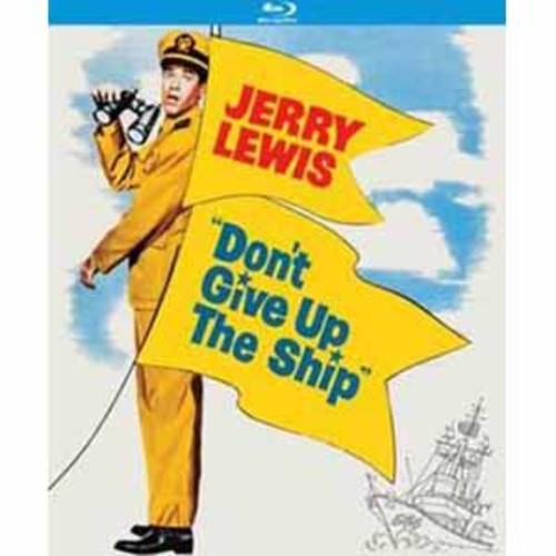Don't Give Up the Ship [Blu-Ray]