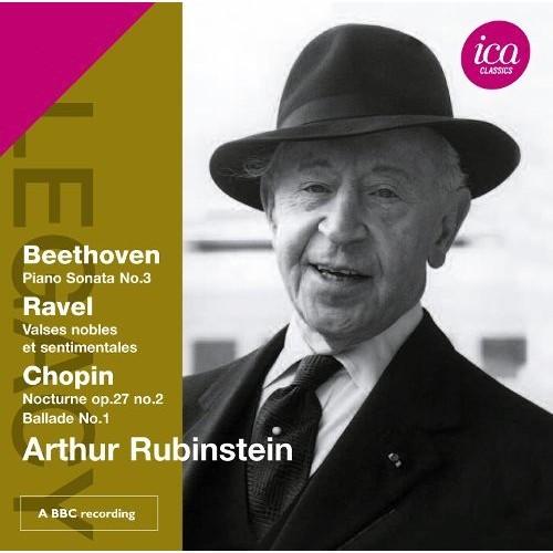 Legacy: Arthur Rubinstein-CD