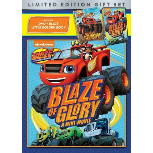 Blaze and the Monster Machines: Blaze of Glory [DVD]